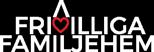 FRIVILLIGA FAMILJEHEM Logo