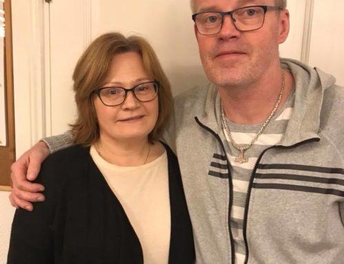 Bengt och Rosie vågade ta steget.