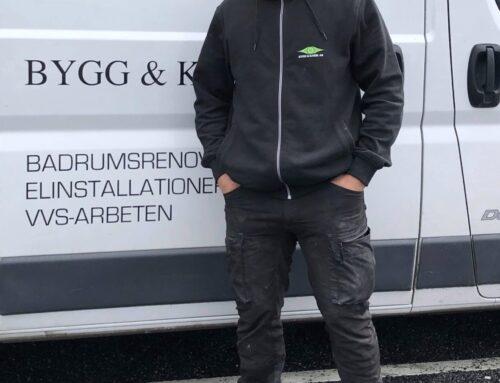 Kazim är blivande VVS-montör – nu söker han fast anställning och det är bråttom.