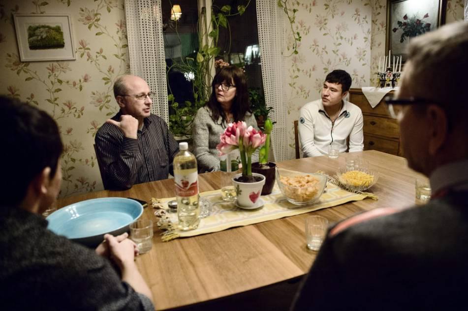Frivilliga familjehem i Väsby får 0 kronor